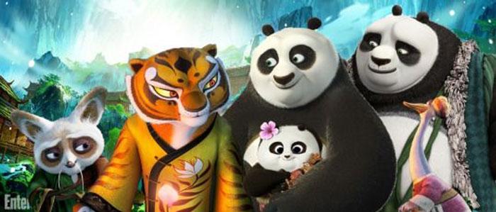Release Dates of Kung Fu Panda 4