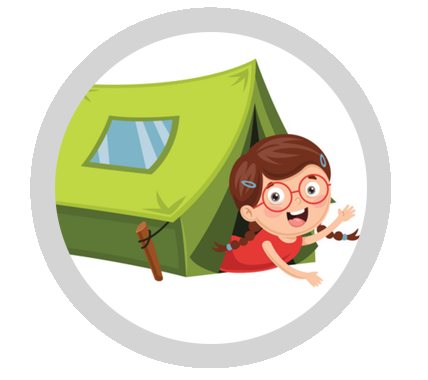 Why should kids go camping?