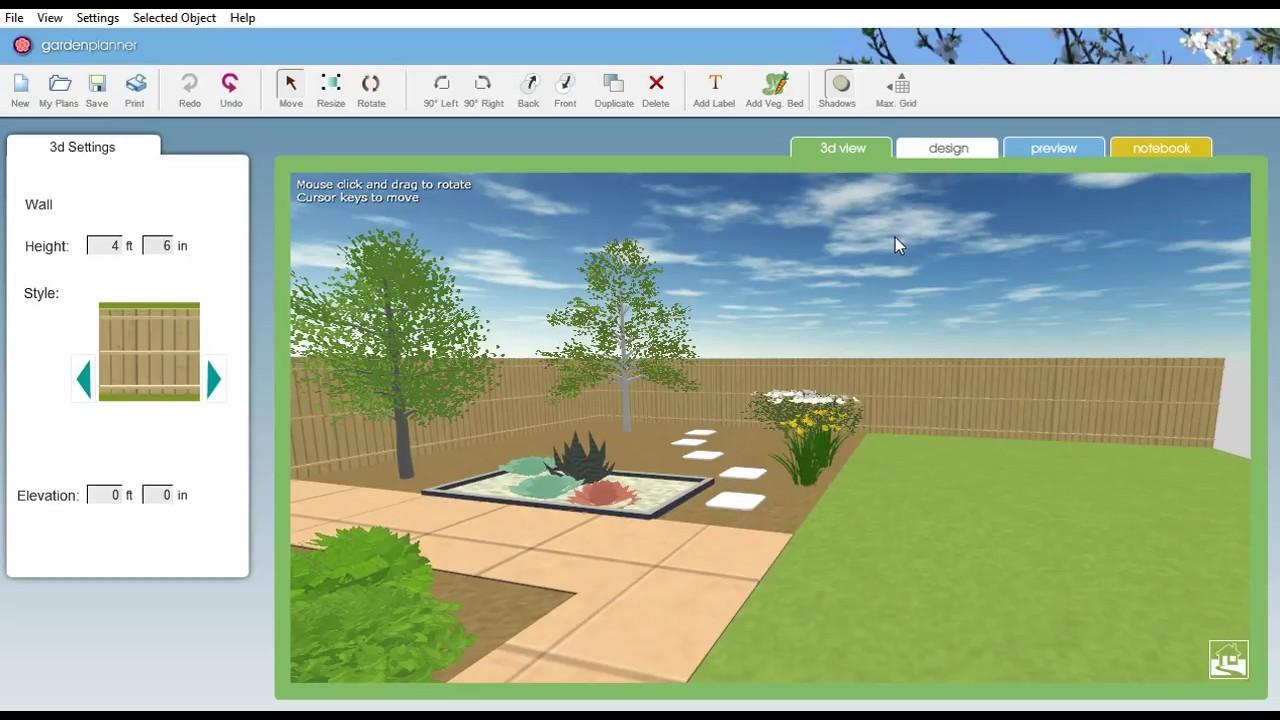 Garden Layout Planner: Design Your Perfect Garden