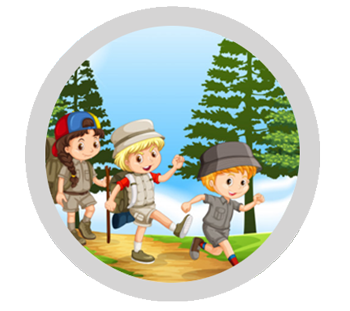 How Far Can Kids Hike?