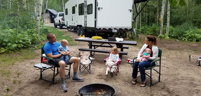 Camping With Family: A Complete Checklist of Essentials When Camping