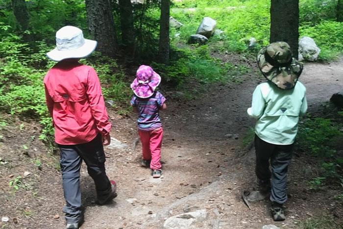 hiking dress