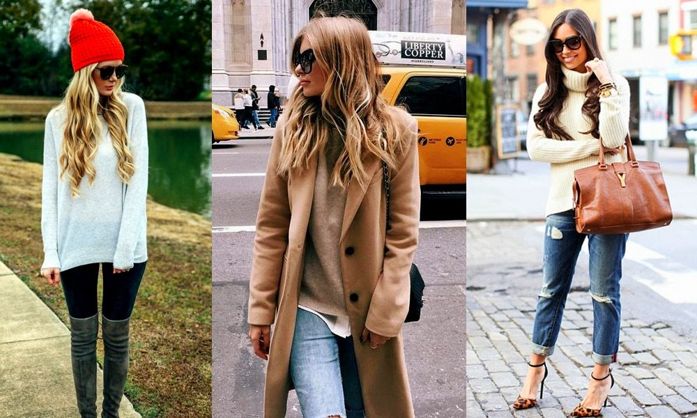 6 Easy and Warm Outfits You Can Wear To Work