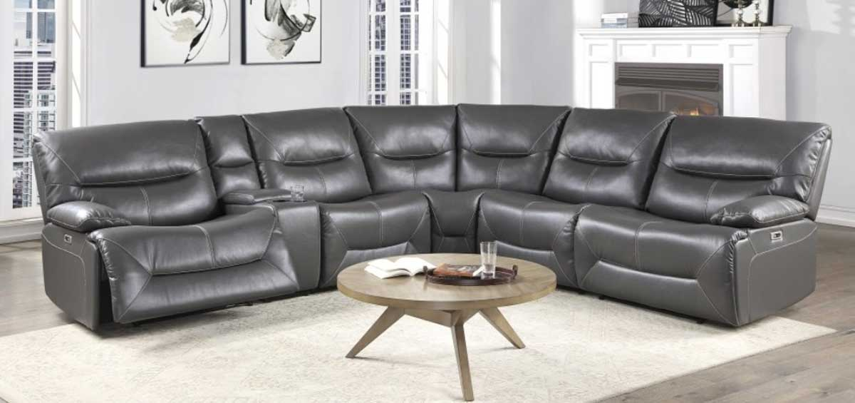 Go for a Leather Sofa