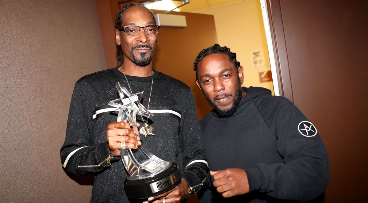 Snoop Dogg Awards and Nominations