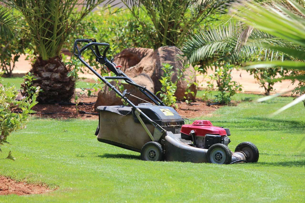 How to Look For Lawn Mower Parts